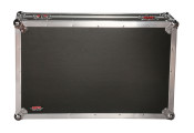 G-TOUR-SLMX14 ATA-Tour Style 14U Slant Top Mixer Case w/Fixed Rail