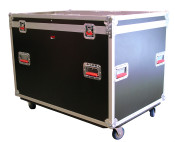 G-TOURTRK4530HS ATA Trunk Pack Case w/Caster Board