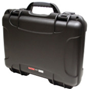 GU-1309-03-WPDF Waterproof Injection Molded Equipment Case w/Diced Foam - Black