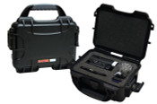 GU-ZOOMQ4-WP Waterproof Injection-Molded Case for Zoom Q4HD Handheld Video Recorder & Accessories