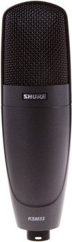 Shure KSM32/CG Studio Condenser Microphone - Charcoal Gray