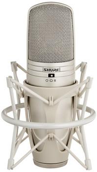 Shure KSM44A/SL Side-Address Condenser Vocal Microphone