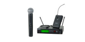 Shure SLX124/85/SM58-G4 Wireless Microphone Combo System