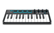 Alesis VMini Portable USB Midi Keyboard Top