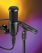 Audio Technica 20 Series Studio Mic Pack AT2041SP