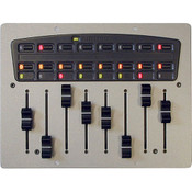 AH-PL-6 Compact Mixer with 8 Faders