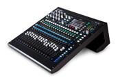 AH-QU-16C Qu-16 Chrome Rackmountable Digital Mixer