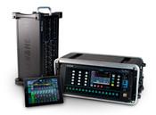 AH-QU-PAC-32 Mountable Digital Mixer