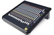 AH-WZ416:2 MixWizard4 Desk/Rack Mountable Professional Mixing Console