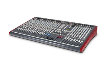 AH-ZED428 24 Mic/Line, 4 Bus, Live Sound Mixer with USB Interface