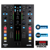 Mixars DUO Serato Mixer Top