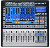 PreSonus StudioLive 16.0.2 Digital Mixing Console Top