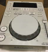 Pioneer CDJ-350-W Media Player with USB Compatibility (Open Box)