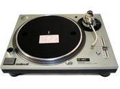 technics 1200 mk5 silver a condition