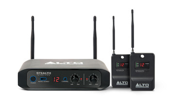 Alto Stealth Wireless System for Active Speakers