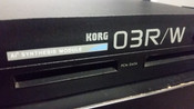 korg 03R/W rack mount synthesizer