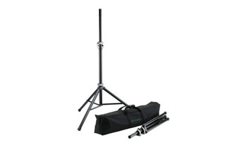 21459 Speaker stand package - black