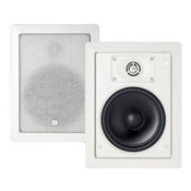 JBL Control 126W (Pair) Premium Quality 6.5-inch 2-Way In-Wall Speaker