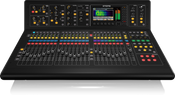 Midas M32 Digital Console for Live and Studio with 40 Input Channels, 32 MIDAS Microphone Preamplifiers and 25 Mix Buses