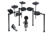 NITRO KIT Eight-Piece Electronic Drum Kit with Nitro Drum Module
