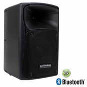 "ELS-GO 8BT Rechargeable Battery Powered Speaker With 8"" Woofer & Bluetooth"