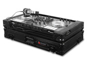 Odyssey FZPIDDJSXBL Black Label Flight Zone Case for Pioneer DDJ-SX
