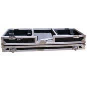 "SX Pro Professional ATA Battle Coffin for 12"" Mixers"