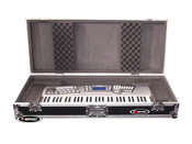 Odyssey FZKB61W Universal 61 Note Keyboard Case with Wheels