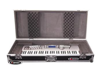 Odyssey FZKB61W Universal 61 Note Keyboard Case with Wheels