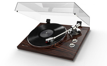 Akai BT500 Premium Belt-Driven Turntable with Wireless Streaming
