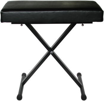 Audio2000's AST4373 Quick Position-Adjustment Keyboard Bench