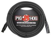 Pig Hog 25' XLR-XLR Premium Cable