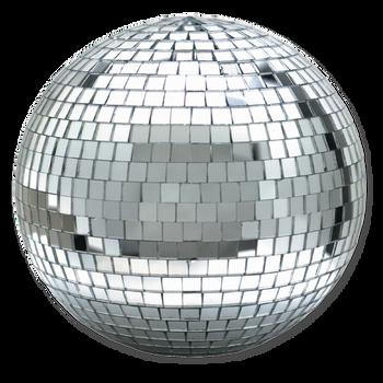 Eliminator EM-12 12-Inch Mirror Ball