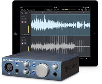 AudioBox iOne 2x2 USB 2.0 / iPad Recording Interface w/1 mic input