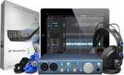 AudioBox iTwo 2x2 USB 2.0 / iPad / MIDI Recording Interface w/2 mic inputs