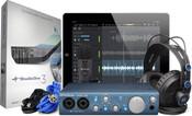 AudioBox iTwo 2x2 USB 2.0 / iPad / MIDI Recording Interface w/2 mic inputs