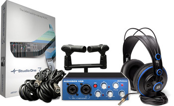 AudioBox Stereo Audiobox Stereo Channel Audio Interface