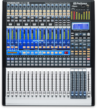 StudioLive 16.4.2 AI 16-Channel Digital Mixer w/Active Integration