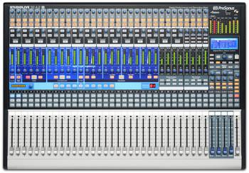 StudioLive 32.4.2 AI 32-Channel Digital Mixer w/Active Integration