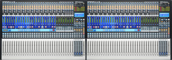 StudioLive 64AI Mix System Two StudioLive 32.4.2AI Mixers & Mix System Kit