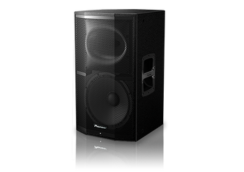 Pioneer XPRS 12 12-inch two-way full range speakers