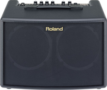 Roland Acoustic Chorus Guitar Amp, 60w (30w+30w), 2x6.5 in.