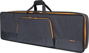 Roland 61-key Keyboard Bag with backpack and shoulder straps - Gold Series