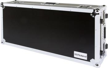 Roland 49-key keyboard case with wheels