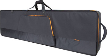 Roland 76-key small gold series keyboard bag with wheels