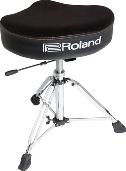 Roland Saddle Drum Throne with hydraulic base