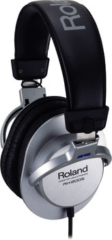 Roland Stereo Headphones (silver)