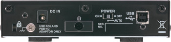 Roland USB CD-R Drive w/ Mounting Hardware, Power Supply