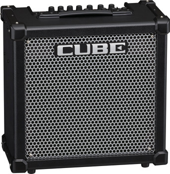"Roland Guitar Amp, 80w, i-Cube Link 1 x 12"", 3 ch incl memory, COSM amps & FX"
