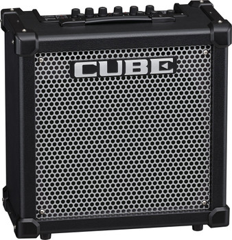 "Roland Guitar Amp, 40w, i-Cube Link 1 x 10"", 3 ch incl memory, COSM amps & FX"